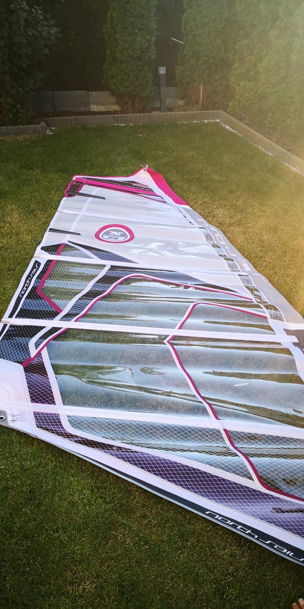 żagiel windsurfingowy north sail 5,6