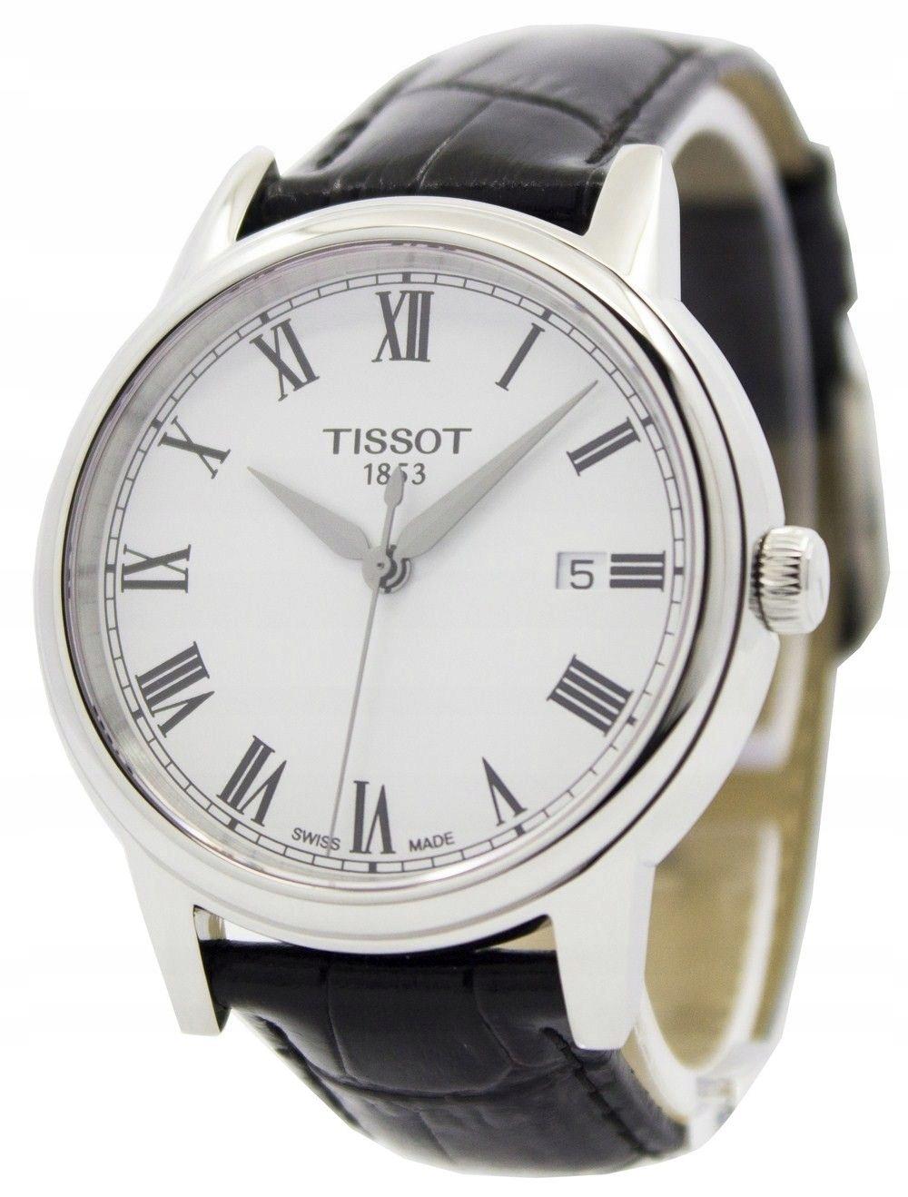 Męski zegarek TISSOT T085.410.16.013.00