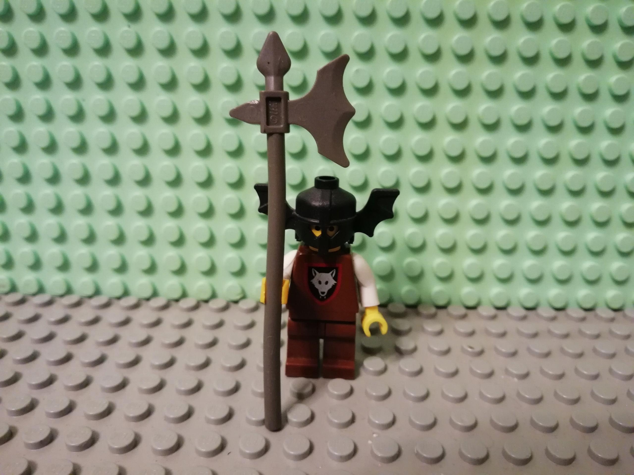 LEGO FIGURKA CASTLE RYCERZ