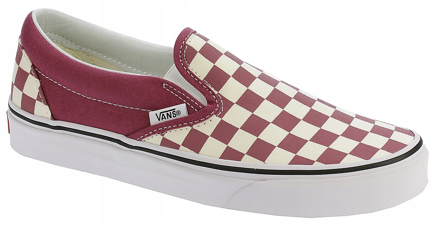 buty Vans Classic Slip-On - Checkerboard/Dry