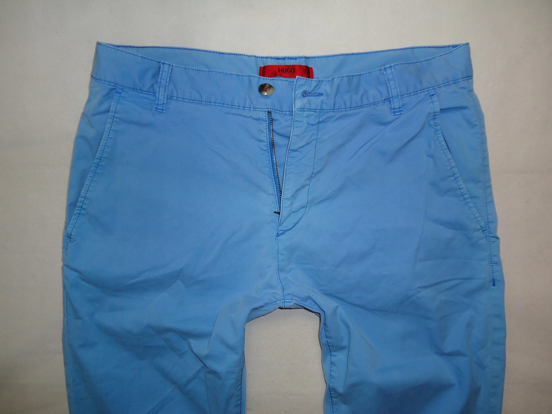 Spodnie HUGO BOSS Regular 32/32 W32 L32 Red Label