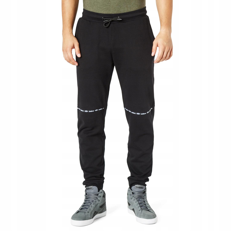 UMBRO (XL) VERDITE spodnie męskie dresowe dresy