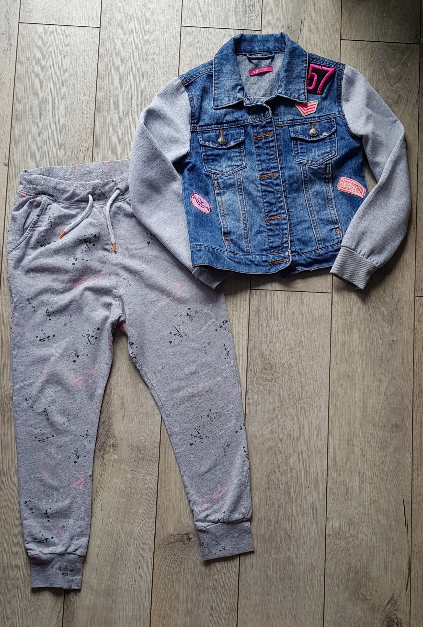 Kurtka YD + spodnie Reserved roz.146