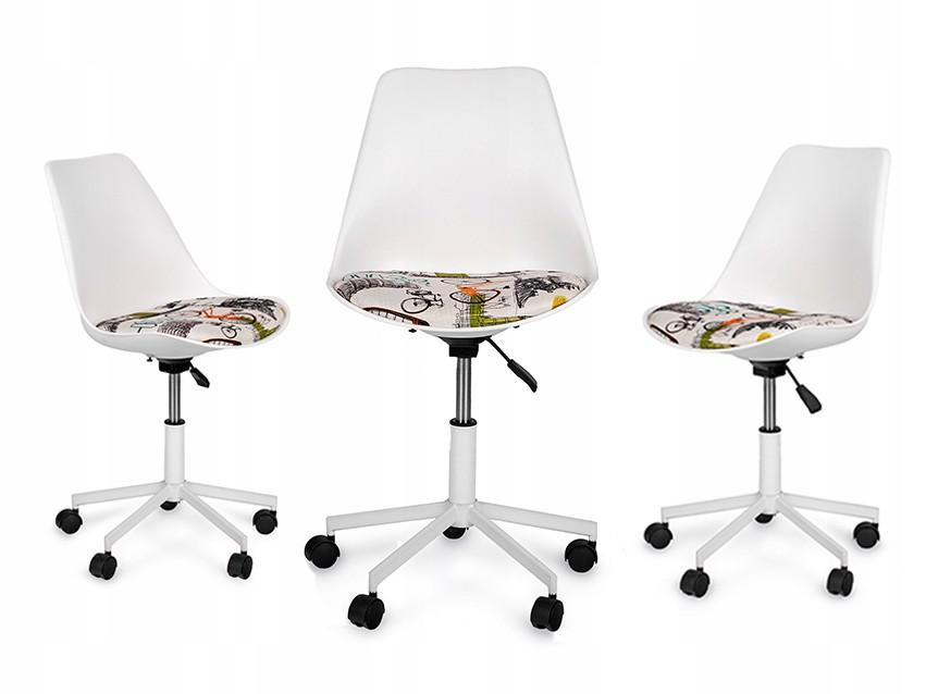 Fotel Biurowy Concept Krzesło Obrotowe Młodzieżowe