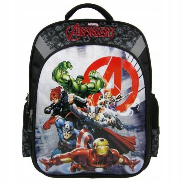 ND17_SZ-48253 Plecak 15 Avengers 12 DERFORM