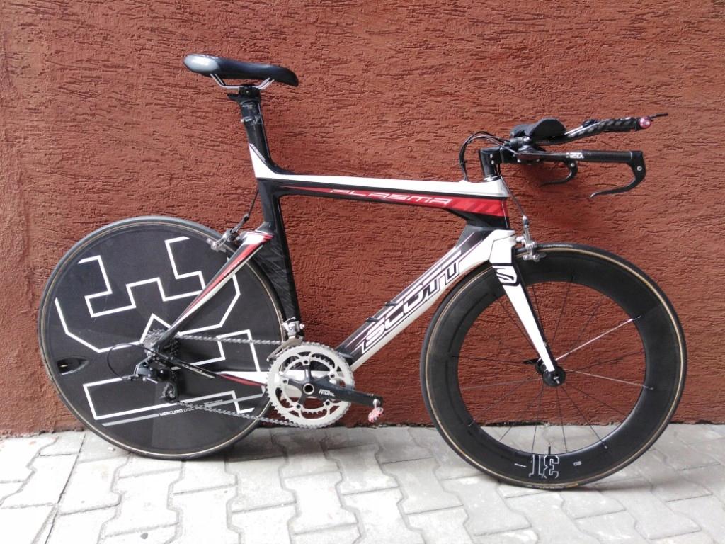 rower SCOTT Plasma 2 Ltd czasówka tri tt