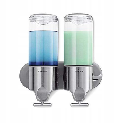 432F61 Podwójny dozownik do mydła 444 ml