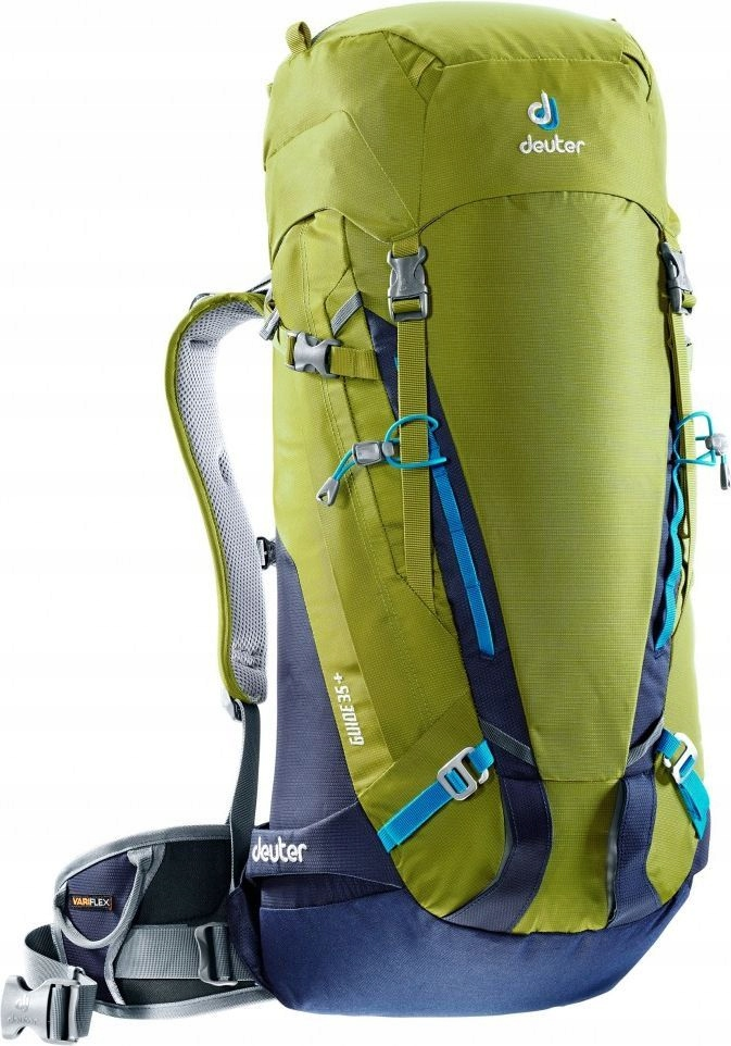 Deuter Plecak trekkingowy górski Guide 35+