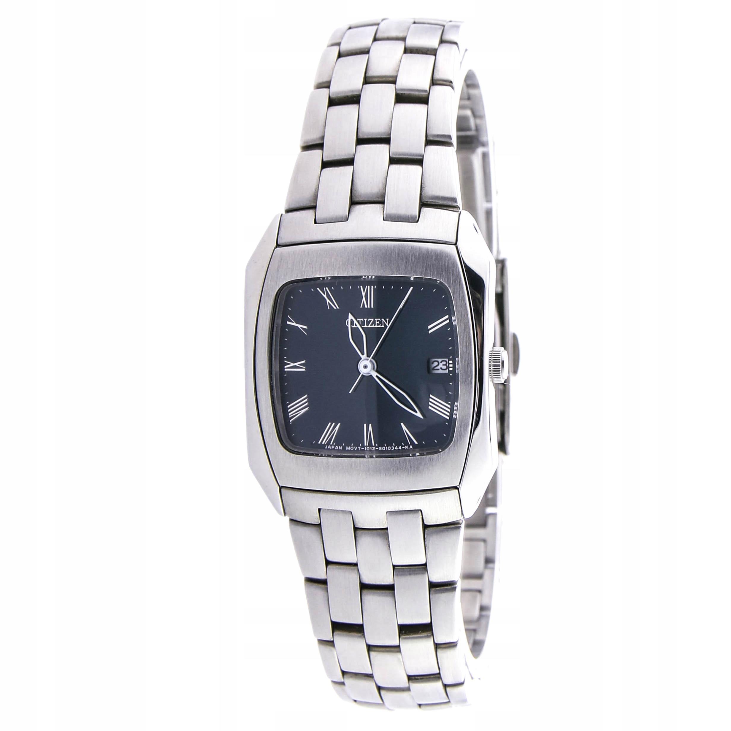 Zegarek CITIZEN G1012-S005744 datownik