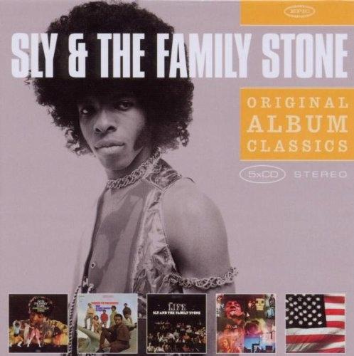 CD Sly & The Family Stone - Original Album Cl