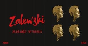 2 bilety na koncert Krzysztofa Zalewskiego w Łodzi