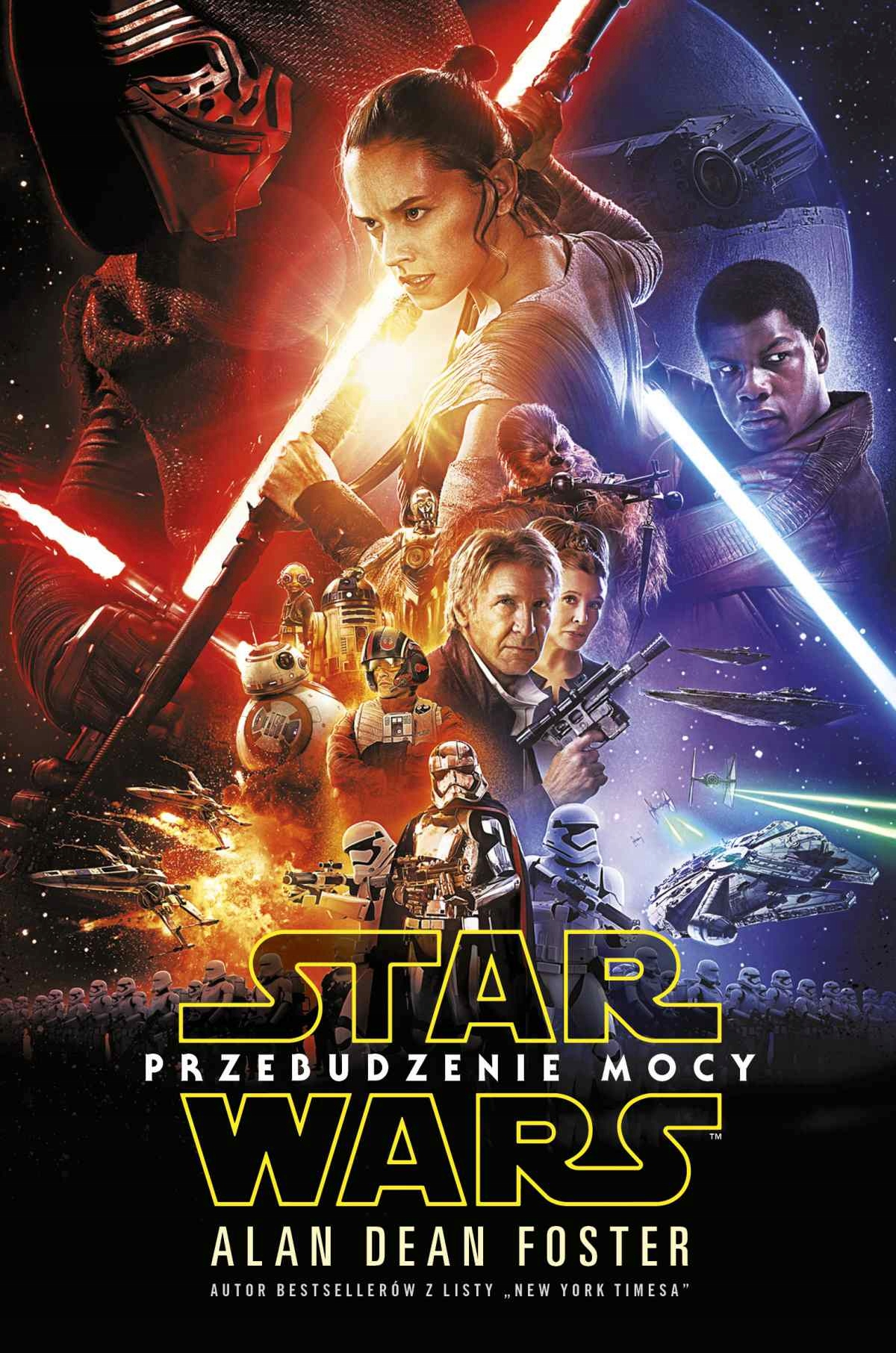 Star Wars. Przebudzenie mocy Alan Dean Foster