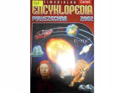 Multimedialna Encyklopedia Powszechna - PC