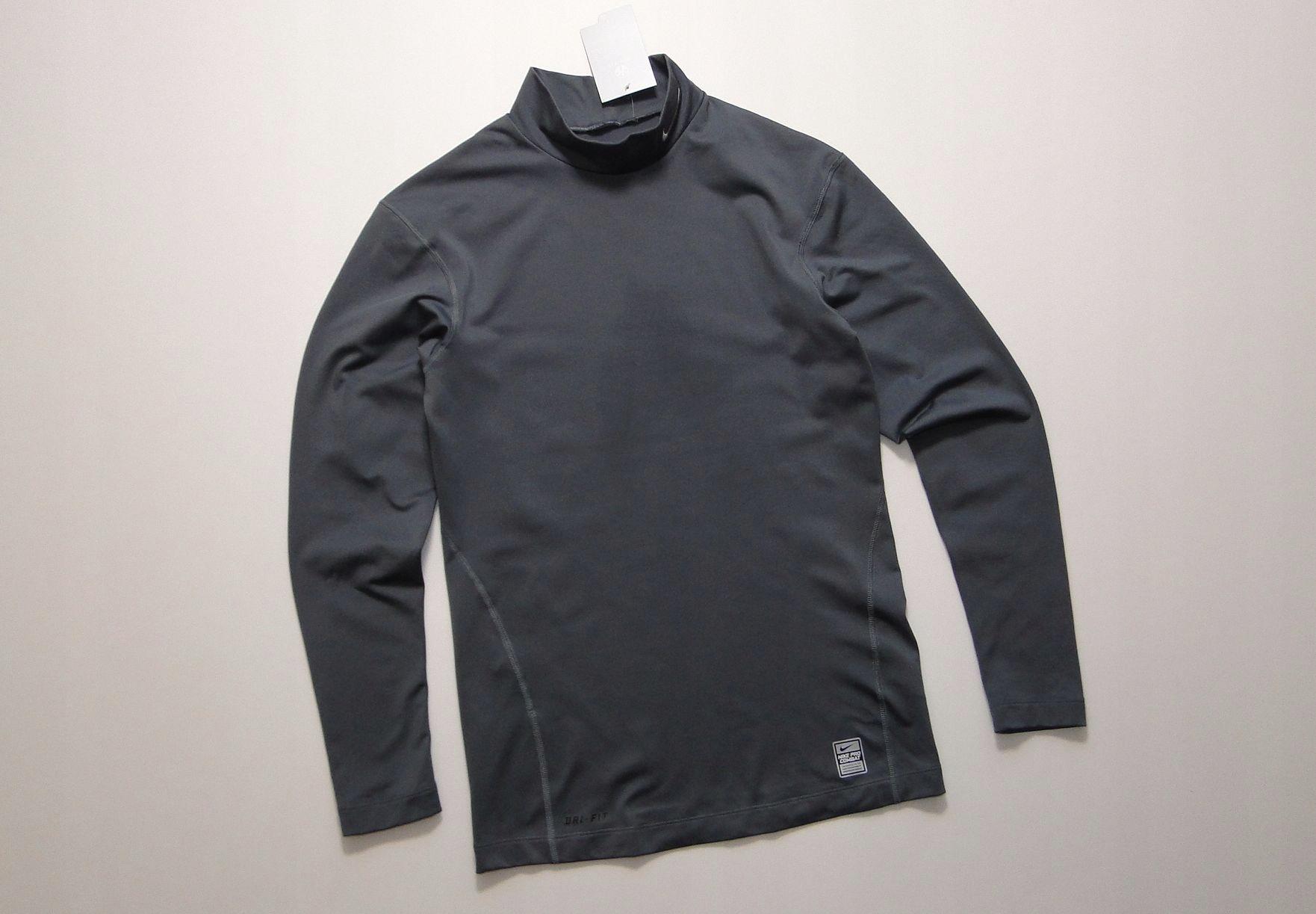 Koszula NIKE PRO COMBAT Compression Warm Ocieplana