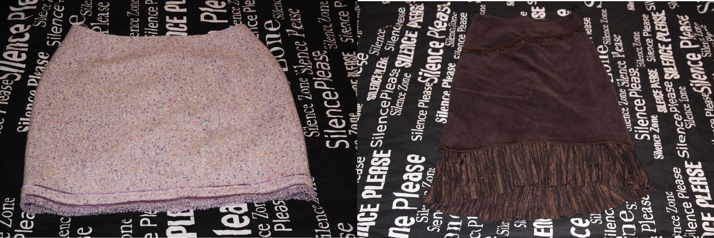 PAKA Spódnic spódnica spódniczka rozm 38 10 szt