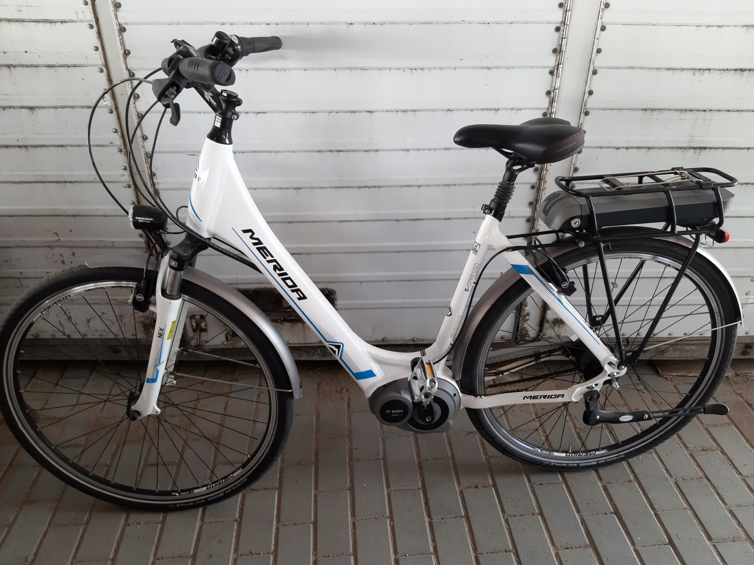 Rower Elektryczny Bosch MERIDA 8 Nexus