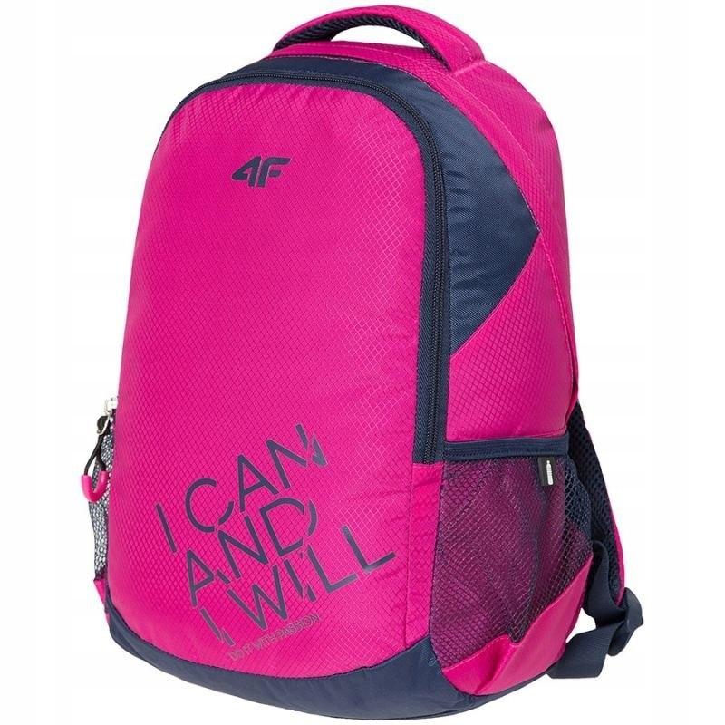 Plecak 4f H4L18-PCU005 różowy