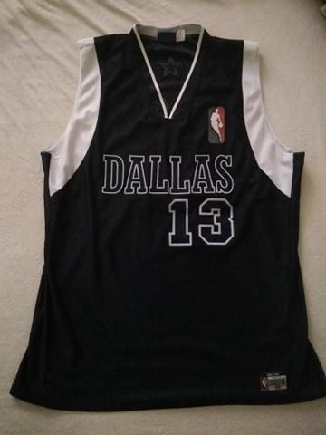 Bezrękawnik Steve Nash, Dallas Mavericks NBA