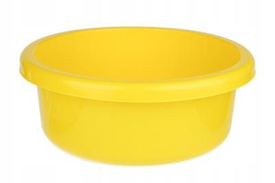 BENTOM Miska okrągła 6.2 L żółta