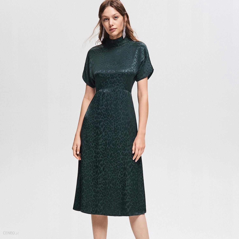 1f996c70 Reserved wiskozowa sukienka r.36, sklep 99zł,plecy - 7746972244 ...