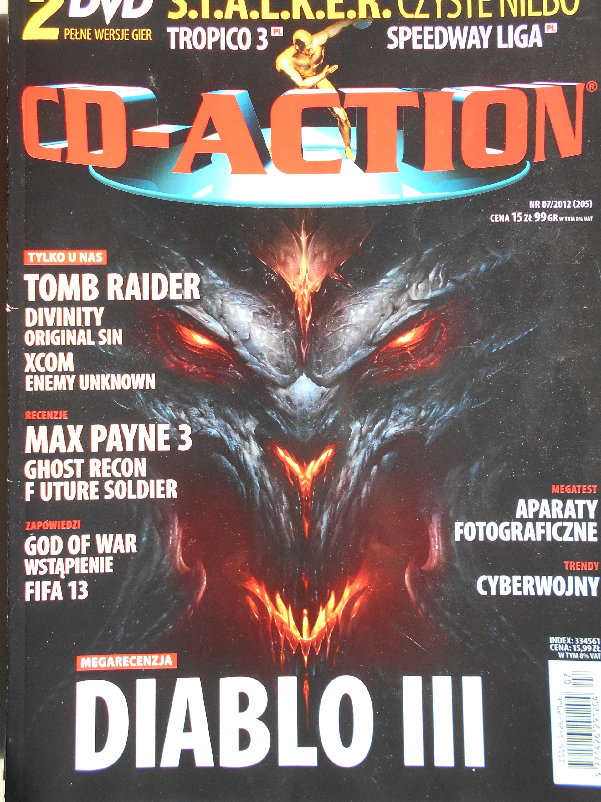 CD-ACTION * NR 07 / 2012