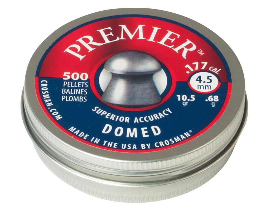 Śrut CROSMAN Premier Ultra Magnum 4,5 mm 500 szt.
