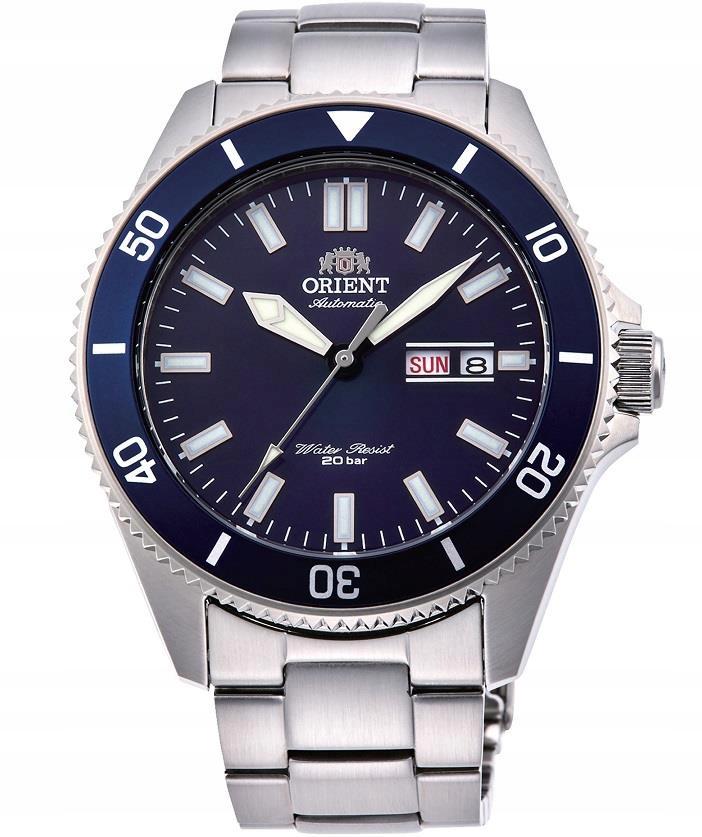 Zegarek Męski Orient Automatik Diver RA-AA0009L19B