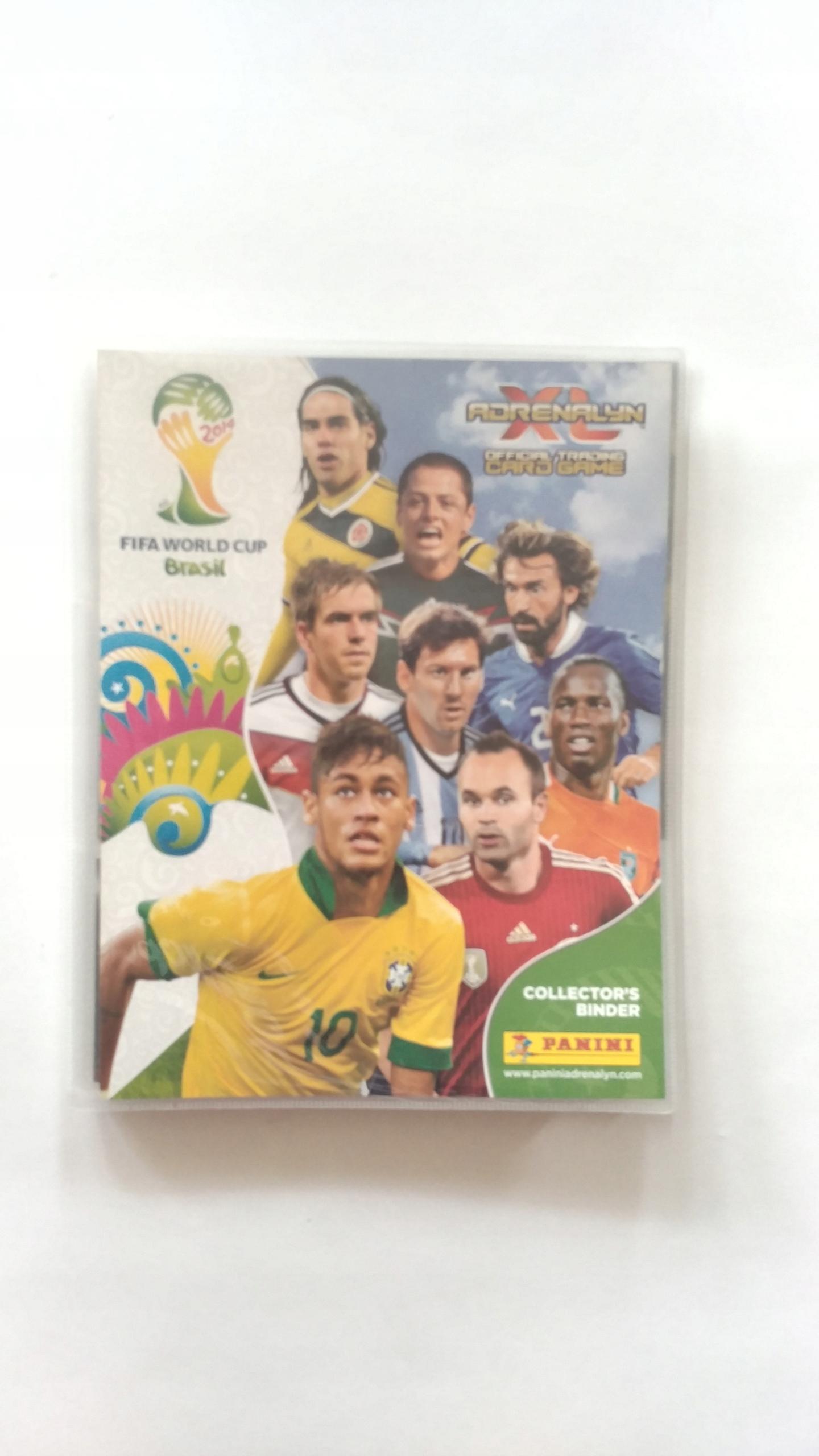 Kolekcja Brasil 2014 Album