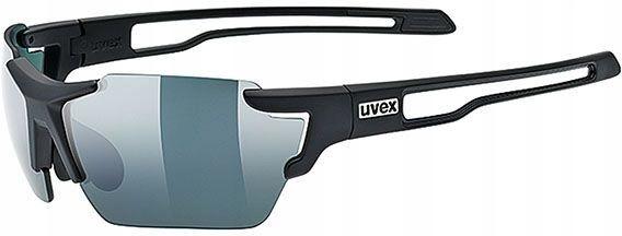 OKULARY - UVEX sportstyle 803 s CV czarne