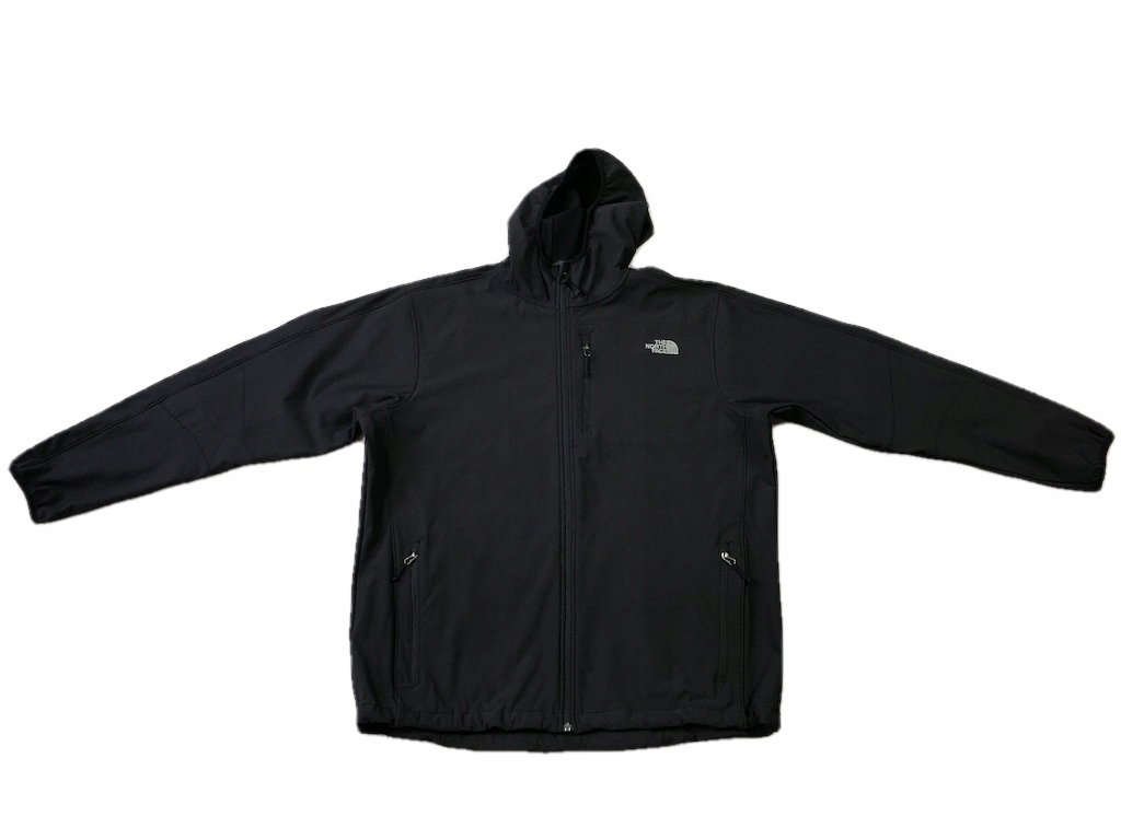 THE NORTH FACE SOFTSHELL KURTKA MĘSKA CZARNA XXL