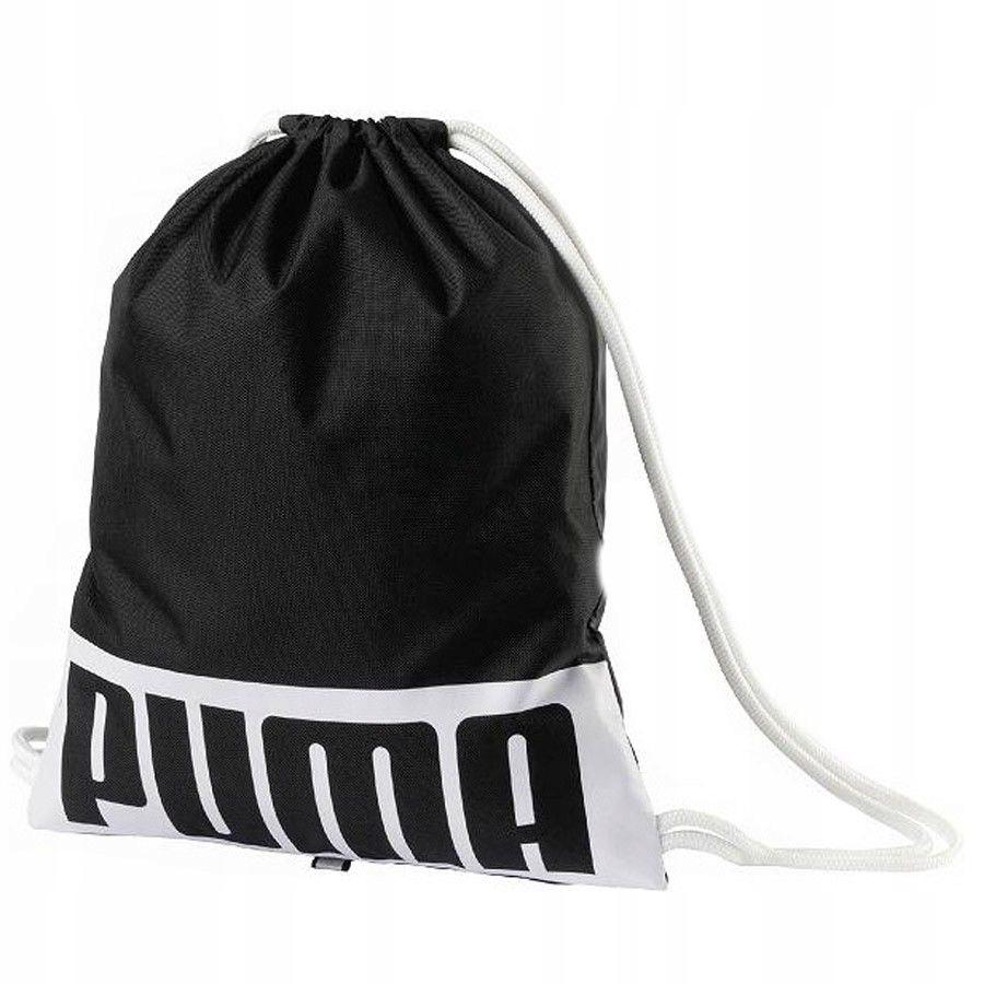 Pokrowiec Puma Deck Gym Sack 074961 01 czarny /Pum