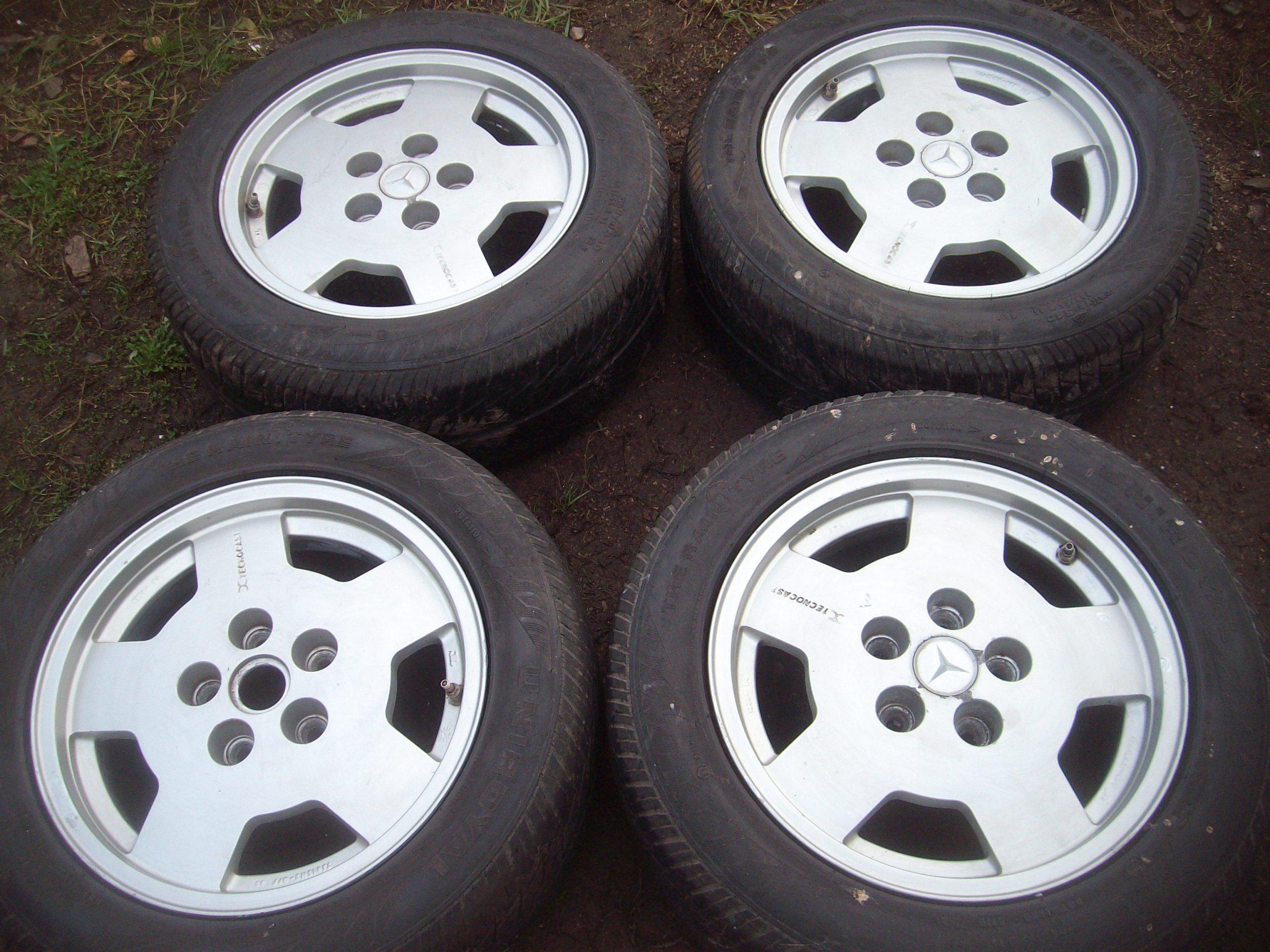 Felgi Aluminiowe 5x112 Mercedes C Klasa W202 Vw T4 7196945964