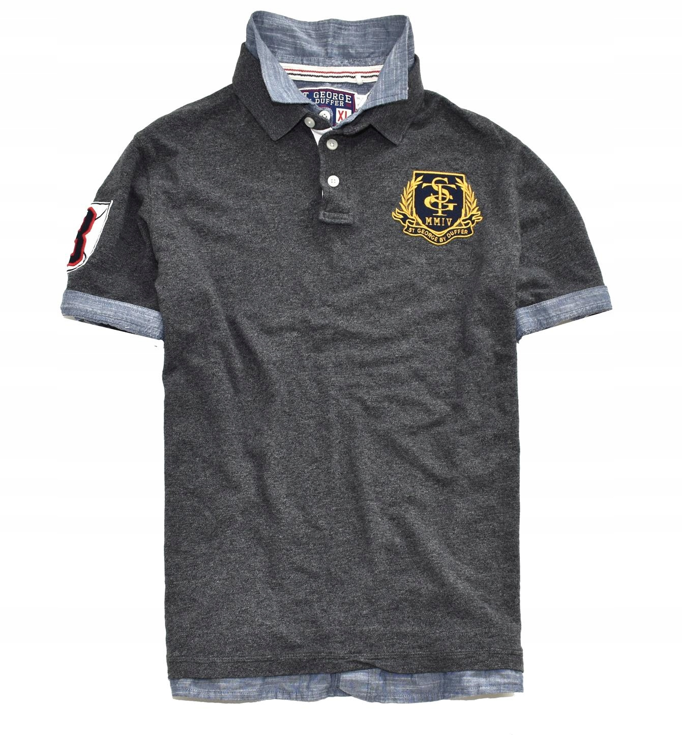 MM 86 ST GEORGE_ORYGINAL RUGBY SPORT POLO_xl