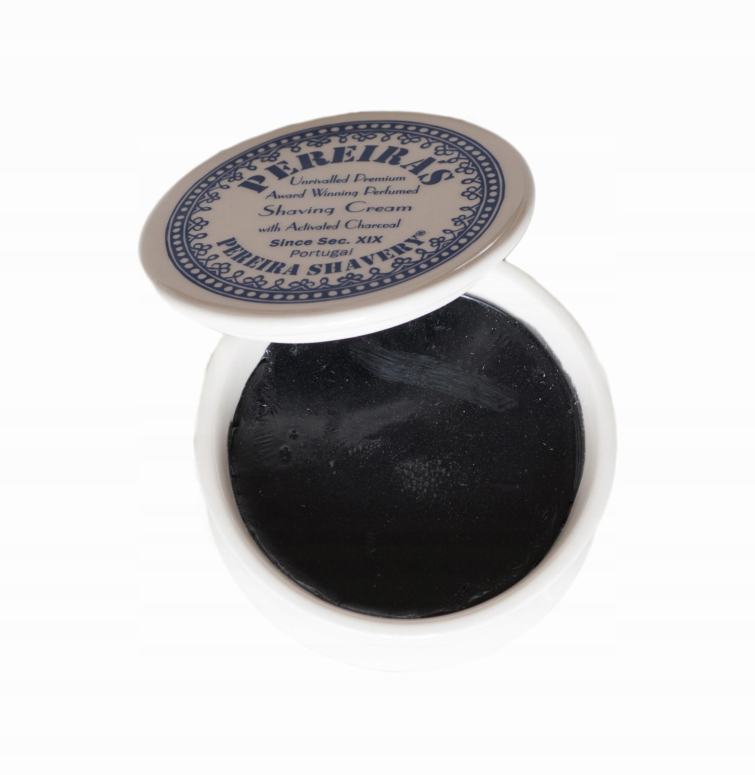 Pereira mydło do golenia w ceramicznym tyglu 120 g