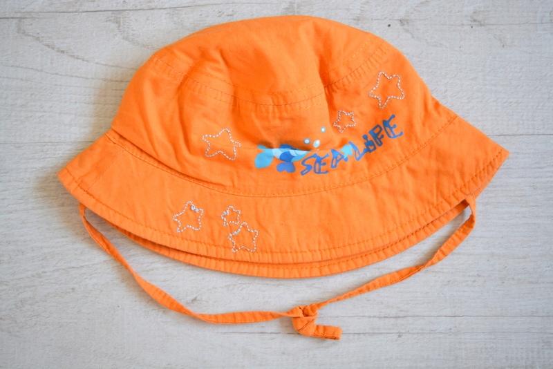 SEA LIFE kapelusz 47 cm 0+