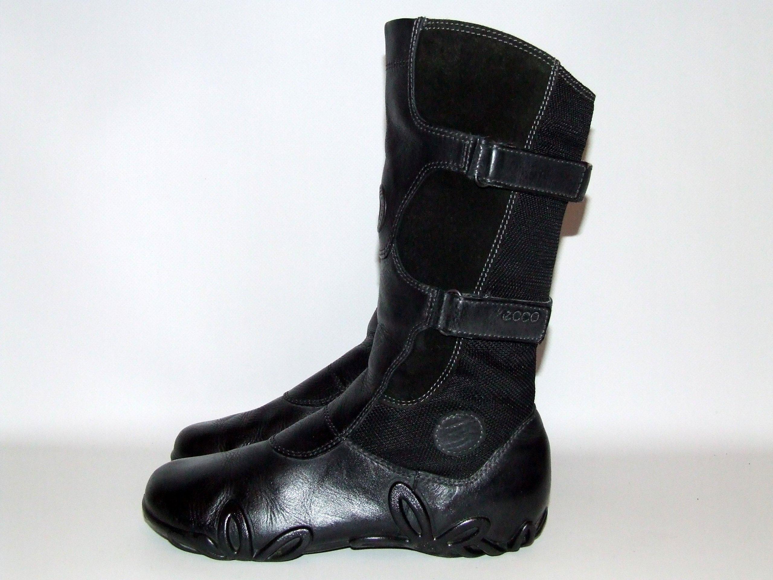 Buty skórzane ECCO r.38 dł.24,4cm s IDEALNY