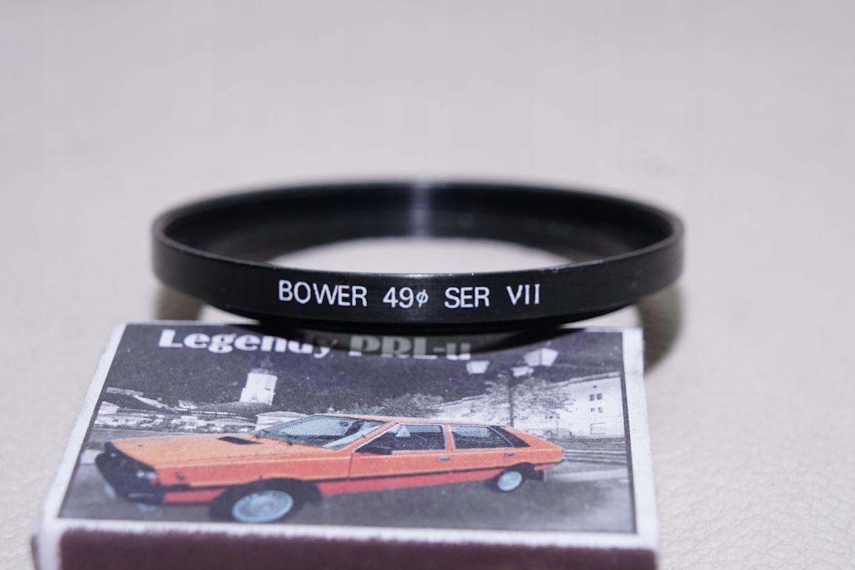 Redukcja filtrowa Brower 49 - SER VII