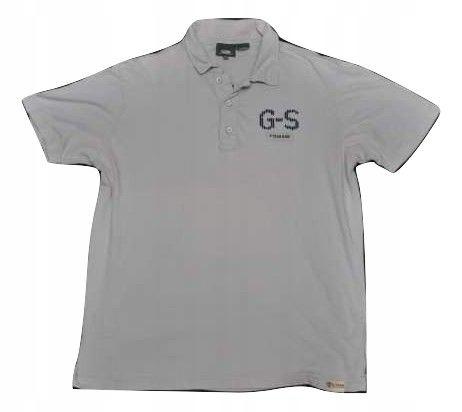 U Modna Koszulka polo t-shirt G-Star L prosto z US