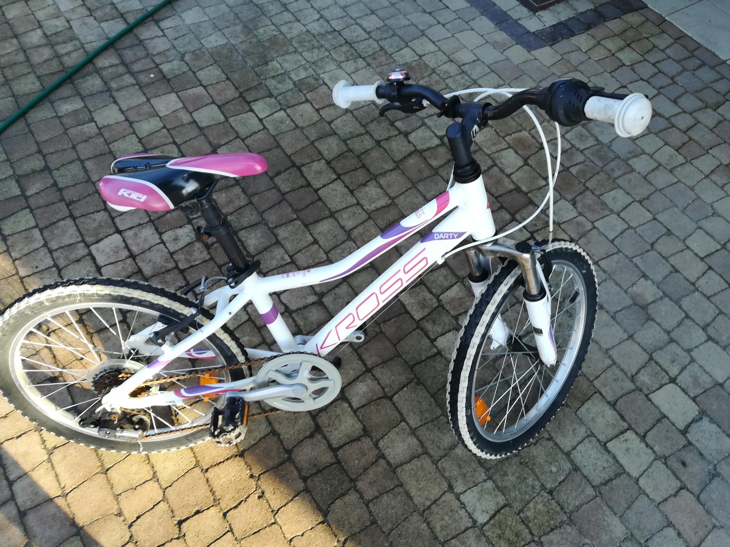 Rower Kross 380 zł
