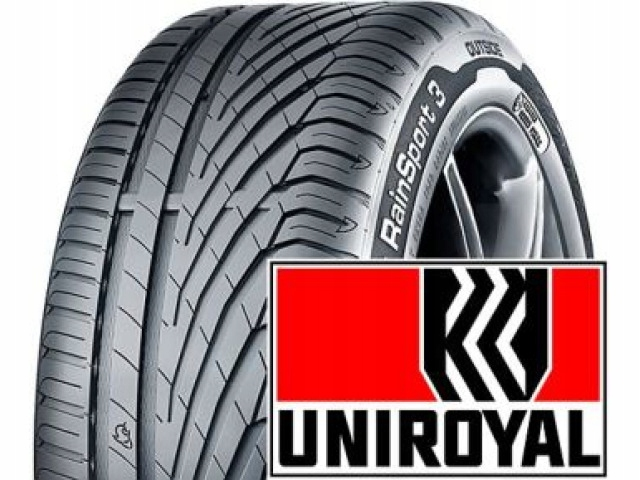 Opony 4x Uniroyal RainSport 3 205/55R15 88V