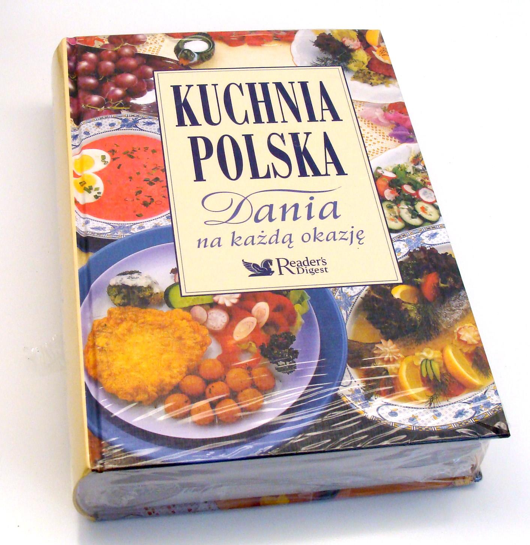 Kuchnia Polska Dania Na Kazda Okazje Nowa W Folii 7376343455