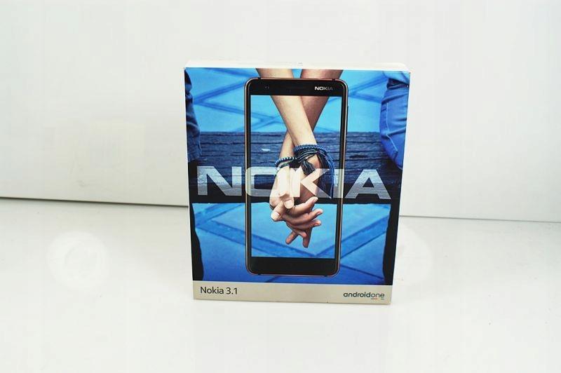 TELEFON NOKIA 3.1 + GWAR