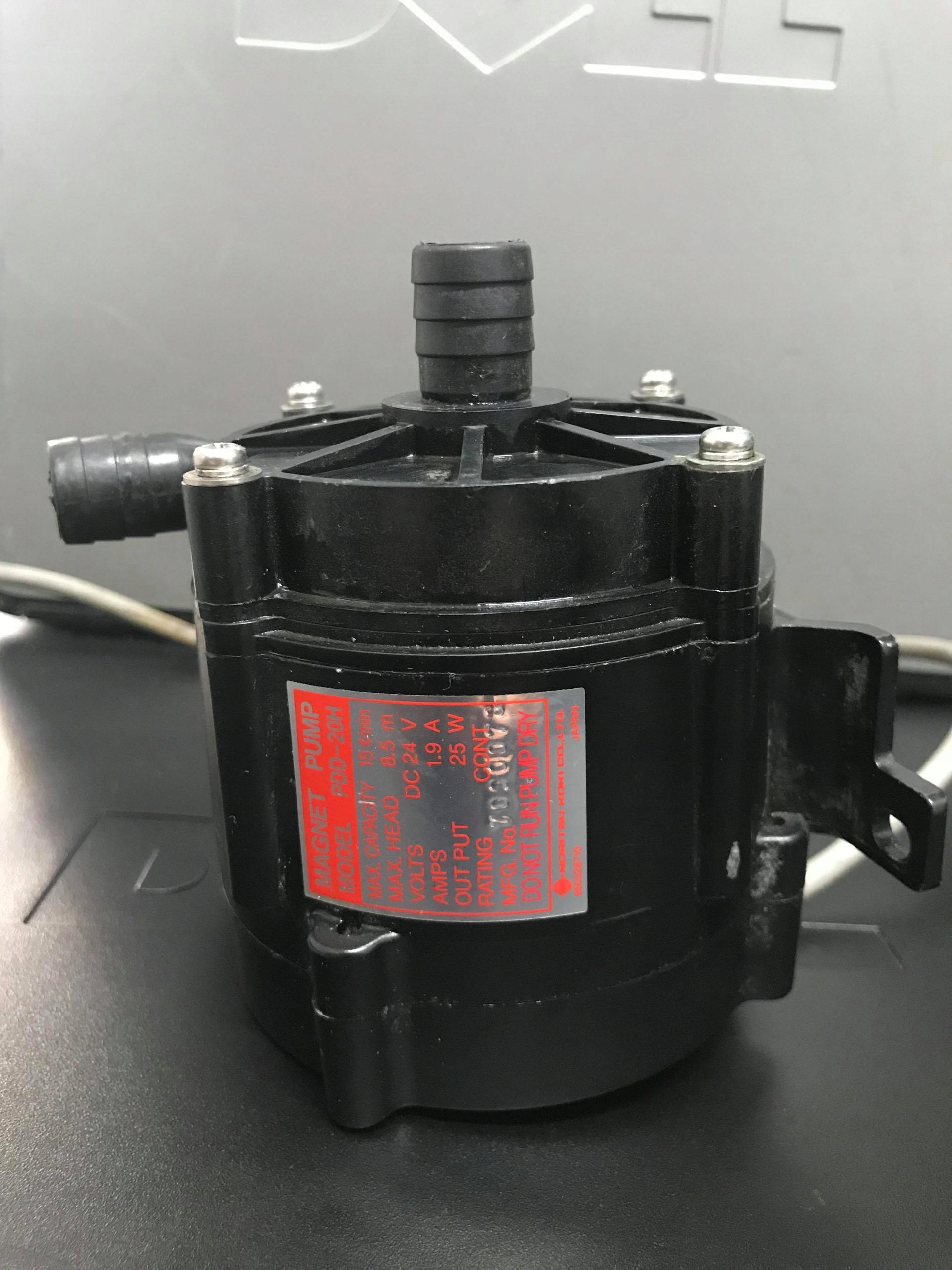 Pompa cyrkulacyjna IWAKI PDD-20H 24V 25W 15l/min