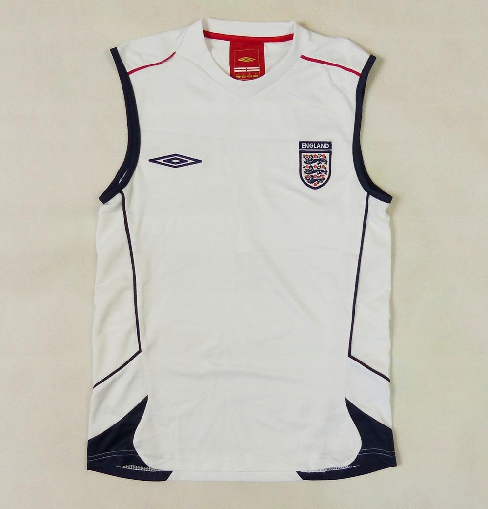 Koszulka bez rękawów top UMBRO ENGLAND roz. S
