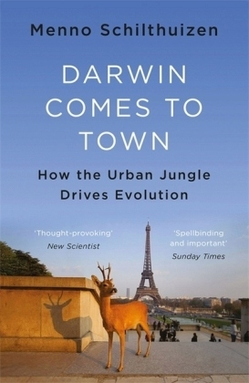 Darwin Comes to Town - Schilthuizen Menno