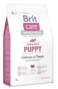 Brit Care Grain Free Puppy Salmon Potato 3kg