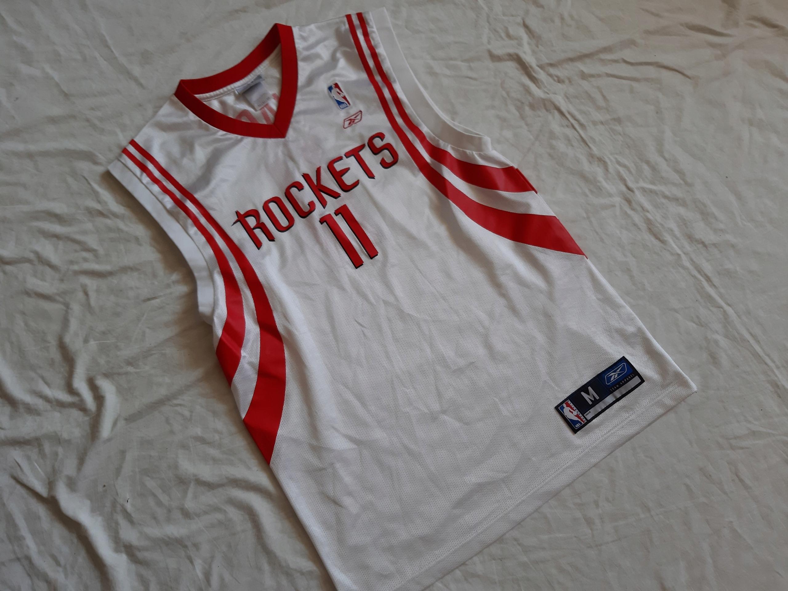 REEBOK ___NBA HOUSTN ROCKETS ___NR.11 YAO ___M