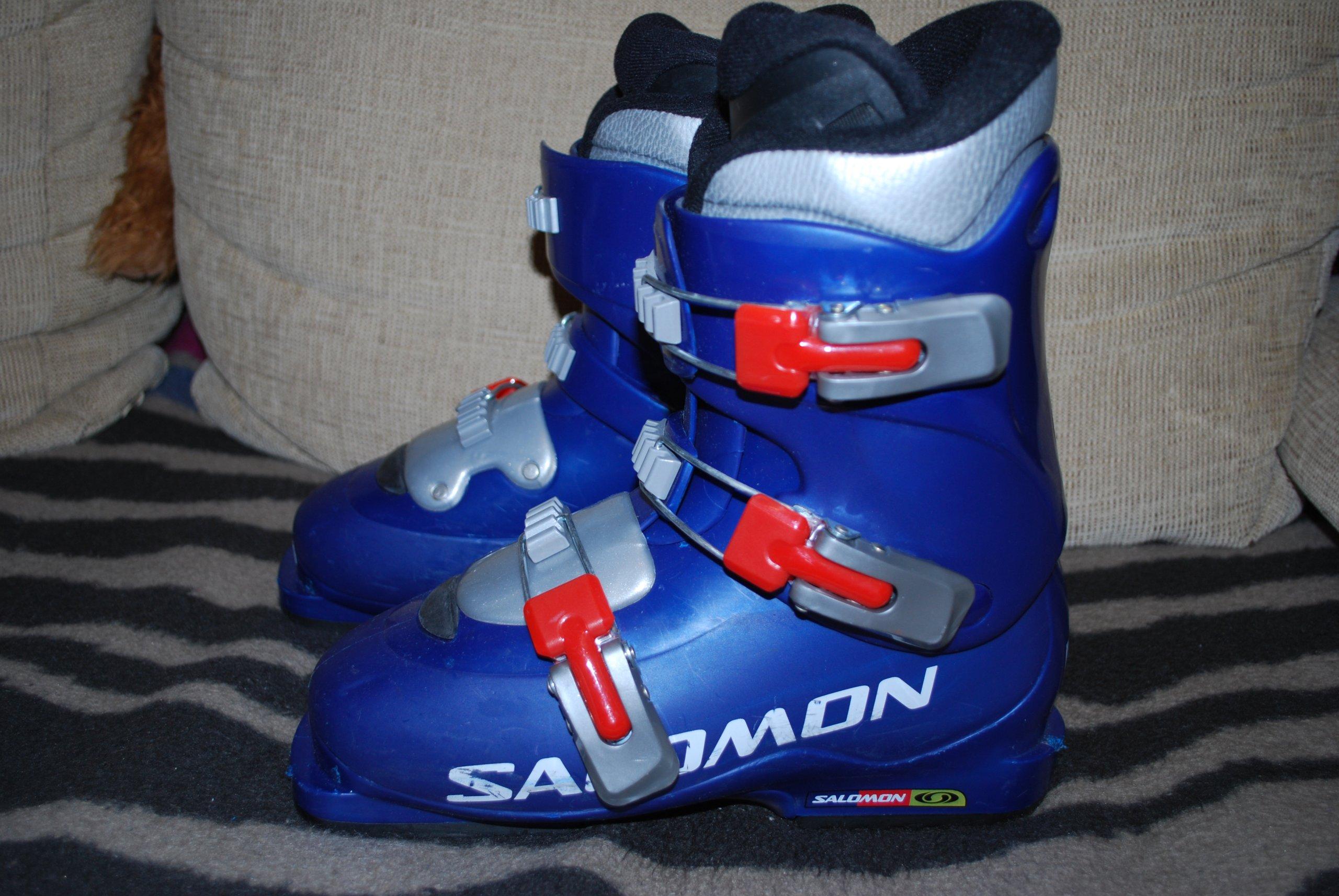 SALOMON PERFORMA T3 UK5 EUR 38 made in ITALY