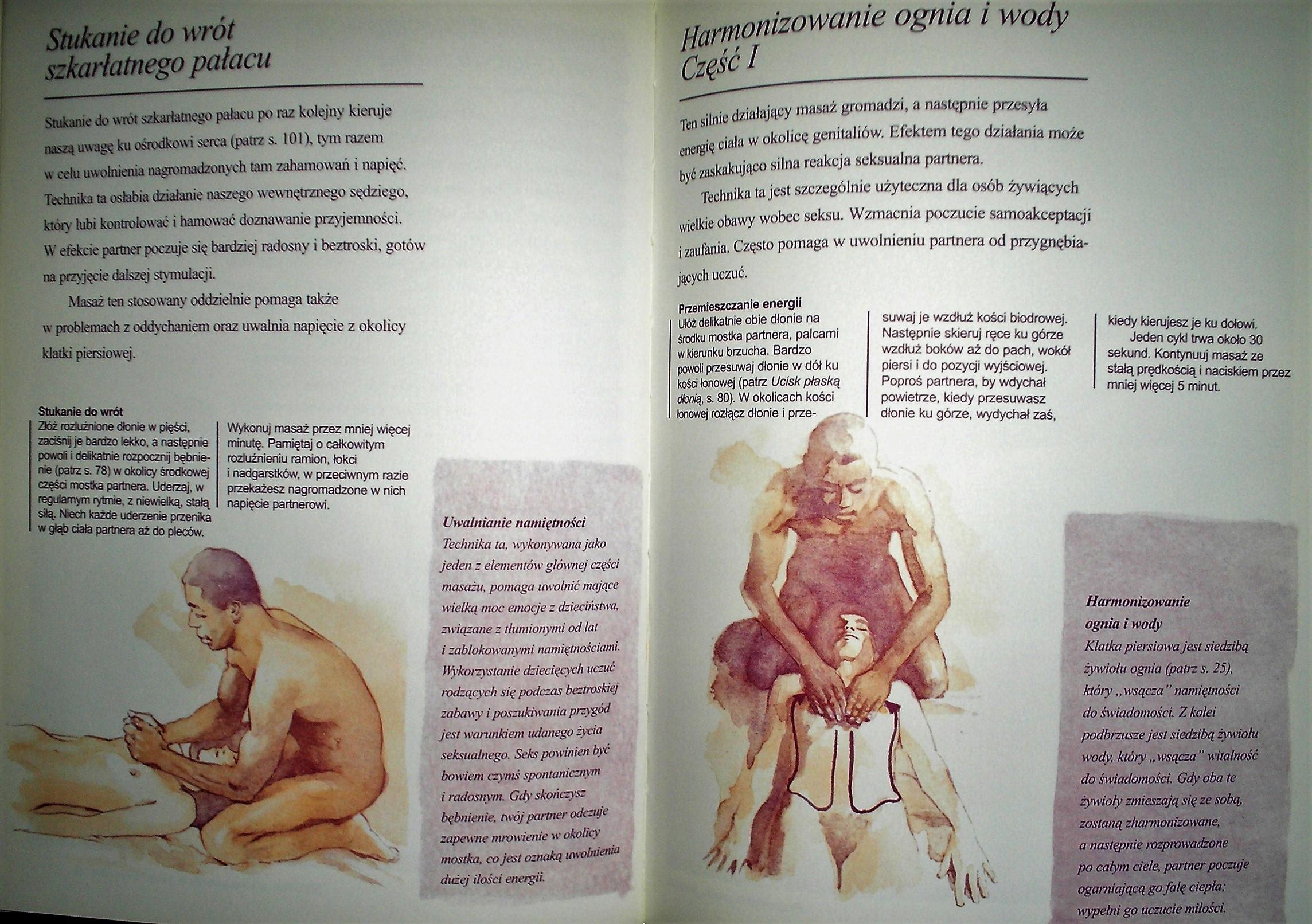 Technika masażu seksualnego