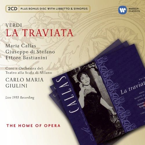 CD Verdi, G. - La Traviata Orch.Scala Milano/Carlo